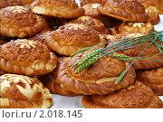 Хлеб. Стоковое фото, фотограф Бузмаков Николай / Фотобанк Лори