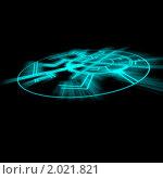 Магическое кольцо. Стоковая иллюстрация, иллюстратор Косторная Наталья / Фотобанк Лори
