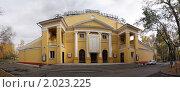 Новосибирский театр музыкальной комедии (2010 год). Редакционное фото, фотограф Энди / Фотобанк Лори