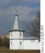 Купить «Свято-Екатерининский мужской монастырь», эксклюзивное фото № 2025397, снято 6 апреля 2010 г. (c) lana1501 / Фотобанк Лори