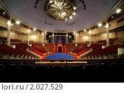Купить «Арена цирка Никулина в Москве», фото № 2027529, снято 5 июня 2010 г. (c) Losevsky Pavel / Фотобанк Лори