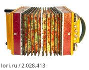 Купить «Саратовская гармонь», фото № 2028413, снято 6 октября 2010 г. (c) Антон Стариков / Фотобанк Лори