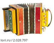 Купить «Саратовская гармонь», фото № 2028797, снято 6 октября 2010 г. (c) Антон Стариков / Фотобанк Лори
