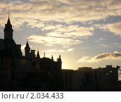Купить «Москва сказочная», фото № 2034433, снято 1 октября 2010 г. (c) Баева Татьяна Александровна / Фотобанк Лори