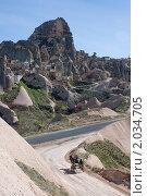 Каппадокия, Турция (2010 год). Стоковое фото, фотограф Владимир Ионов / Фотобанк Лори