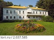 Купить «Дом Толстого в Ясной Поляне», фото № 2037585, снято 27 августа 2006 г. (c) Кузнецов Андрей / Фотобанк Лори