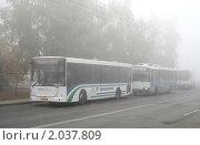 Купить «Туман», фото № 2037809, снято 10 октября 2010 г. (c) Art Konovalov / Фотобанк Лори