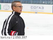 Купить «Мастер - класс легенд мирового хоккея в Балашихе», эксклюзивное фото № 2050397, снято 13 октября 2010 г. (c) Дмитрий Неумоин / Фотобанк Лори