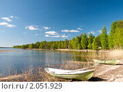 Купить «Тихая заводь», фото № 2051929, снято 22 мая 2010 г. (c) Виталий Романович / Фотобанк Лори