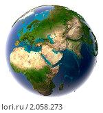 Купить «Планета Земля», иллюстрация № 2058273 (c) Антон Балаж / Фотобанк Лори