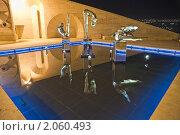 Купить «Каскад, верхняя смотровая площадка , Ереван», фото № 2060493, снято 9 октября 2010 г. (c) Иван Сазыкин / Фотобанк Лори