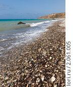 Кипр, побережье Афродиты. Стоковое фото, фотограф Алексей Измайлов / Фотобанк Лори
