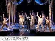 """Сцена из спектакля """"Юнона и Авось"""" (2010 год). Редакционное фото, фотограф Ольга К. / Фотобанк Лори"""