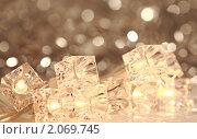 Купить «Гирлянда», фото № 2069745, снято 10 октября 2010 г. (c) yarruta / Фотобанк Лори