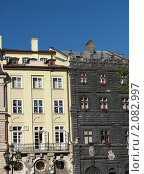 Старые дома Львова (2010 год). Стоковое фото, фотограф Терещенко Александр / Фотобанк Лори