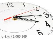 Купить «Циферблат часов», фото № 2083869, снято 16 октября 2010 г. (c) Воронин Владимир Сергеевич / Фотобанк Лори