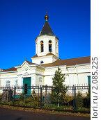 Купить «Храм Николая Чудотворца, Нижний Тагил», фото № 2085225, снято 24 октября 2010 г. (c) Евгений Ткачёв / Фотобанк Лори