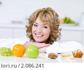 Купить «Правильное питание», фото № 2086241, снято 24 апреля 2010 г. (c) Валуа Виталий / Фотобанк Лори