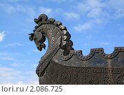 Купить «Ладья Афанасия Никитина в Твери», фото № 2086725, снято 29 августа 2009 г. (c) Сергей Яковлев / Фотобанк Лори