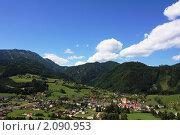 Купить «Австрия», фото № 2090953, снято 15 августа 2010 г. (c) Анна Финютина / Фотобанк Лори