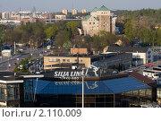 Купить «Порт города Турку, Финляндия», эксклюзивное фото № 2110009, снято 15 мая 2010 г. (c) Литвяк Игорь / Фотобанк Лори