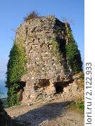 Древняя башня. Стоковое фото, фотограф Башарин Алексей / Фотобанк Лори