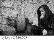 Тесный мир. Стоковое фото, фотограф Красильников Сергей Николаевич / Фотобанк Лори