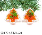 Купить «Красная икра к новогодним праздникам», эксклюзивное фото № 2128921, снято 8 ноября 2010 г. (c) Blekcat / Фотобанк Лори