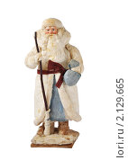 Купить «Дед Мороз», фото № 2129665, снято 31 марта 2020 г. (c) Анна Маркова / Фотобанк Лори