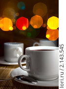 Чашки. Стоковое фото, фотограф Михаил Ковалев / Фотобанк Лори