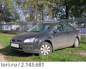 """Купить «Автомобиль """"FORD (США)""""», эксклюзивное фото № 2143681, снято 10 сентября 2010 г. (c) lana1501 / Фотобанк Лори"""
