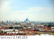Любимый город (2010 год). Стоковое фото, фотограф Ольга Зенухина / Фотобанк Лори