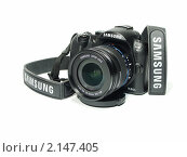Купить «Фотоаппарат», эксклюзивное фото № 2147405, снято 13 ноября 2010 г. (c) Blekcat / Фотобанк Лори