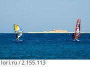 Купить «Серфинг море», фото № 2155113, снято 13 апреля 2010 г. (c) Валышков Вячеслав / Фотобанк Лори