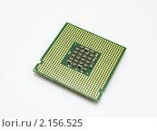 Купить «Микропроцессор», фото № 2156525, снято 22 сентября 2010 г. (c) Фотограф / Фотобанк Лори