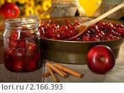 Купить «Варенье из райских яблок», фото № 2166393, снято 21 ноября 2010 г. (c) Марина Сапрунова / Фотобанк Лори