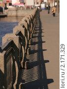 Тучков мост в Санкт-Петербурге (2008 год). Стоковое фото, фотограф Анастасия Смокотина / Фотобанк Лори