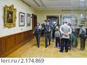"Зал Большого дворца в музее ""Царицыно"" (2010 год). Редакционное фото, фотограф Алёшина Оксана / Фотобанк Лори"