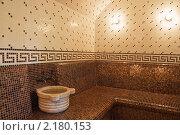 Турецкая баня. Стоковое фото, фотограф Jan Jack Russo Media / Фотобанк Лори