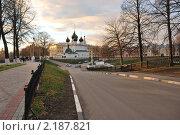 Церковь Спаса на Городу (2010 год). Стоковое фото, фотограф Дмитрий Моисеевских / Фотобанк Лори