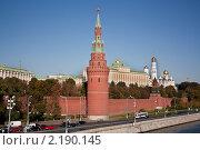 Набережная Кремля. Редакционное фото, фотограф Виталий Калугин / Фотобанк Лори