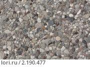 Поверхность из вкраплённых камней. Стоковое фото, фотограф Александр Гавриченко / Фотобанк Лори