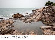 Купить «Большое и маленькое море», фото № 2193057, снято 5 декабря 2010 г. (c) Юлия Севастьянова / Фотобанк Лори