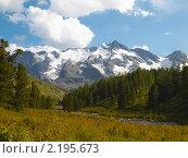 Купить «Алтай. Горный пейзаж», фото № 2195673, снято 22 августа 2010 г. (c) Andrey M / Фотобанк Лори