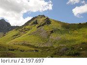 Абхазия, Горы. Стоковое фото, фотограф Еремин Владимир / Фотобанк Лори