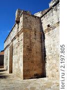 Старый замок (2010 год). Стоковое фото, фотограф Дмитрий Моисеевских / Фотобанк Лори