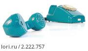 Купить «Телефон со снятой трубкой», фото № 2222757, снято 12 декабря 2010 г. (c) Валерий Александрович / Фотобанк Лори