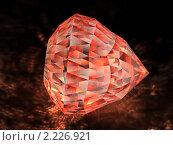 Купить «Рубин», иллюстрация № 2226921 (c) Владимир Ильин / Фотобанк Лори