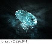 Купить «Голубой сапфир», иллюстрация № 2226941 (c) Владимир Ильин / Фотобанк Лори
