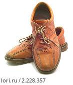Обувь. Стоковое фото, фотограф Бусыгин Борис / Фотобанк Лори